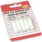 TAIA0255 Ceramic Sand Blasting Nozzles, 5 Piece
