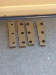 Carter 250mm by 4mm Corner Notcher Blades