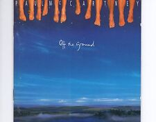 CD PAUL McCARTNEY off the ground 1993 EX