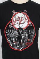 Vintage 2000s SLAYER REIGN IN BLOOD Metal Concert Rock T-Shirt DS Mens XL