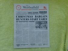 More details for original & rare coronation street weatherfield gazette not dated jack & vera win