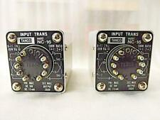 TANGO push-pull input transformer, set of 2 vacuum tube amplifiers
