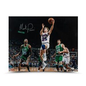 "Mark Price Signed Autographed 16X20 Photo ""Lefty Layup"" #/50 Cavaliers UDA"