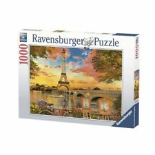 Ravensburger The Banks of The Seine Jigsaw Puzzl - 1000 Pieces (15168)
