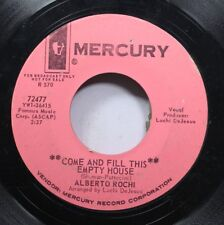 Rock Promo 45 Alberto Rochi - Come And Fill This Empty House / Ship Of Fools On