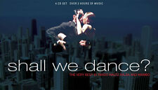 Shall We Dance CD Ballroom Music Tango Waltz Salsa Mamb