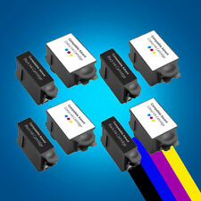8 Compatible Advent 10 Ink Cartridge ABK10 & ACRL10 for A10 AW10 AWP10 Printer 2