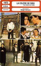 Fiche Cinéma Neuve. Movie Card New La colère de dieu/The wrath of god (USA) 1972