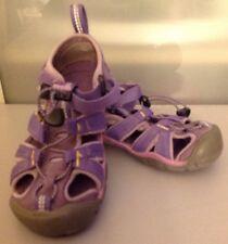 Girl's 12 Purples Keen Sandals