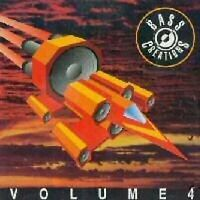 Bass Creations Vol. 4 X-Es + the Bass Posse, Dave Galas, Chris McSpadden.. [CD]