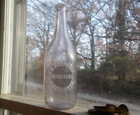 ATLANTIC CITY,NJ REED'S SONS APOTHECARIES 1890 RARE CITRATE TYPE MEDICINE BOTTLE