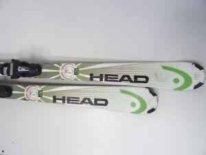 Ski Head mit Tyrolia Bindung, (Z-Wert-10,0) 163 cm (EE202)