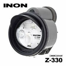 INON Z-330 Dive Flash S-TTL Auto mode compatible Underwater Strobe