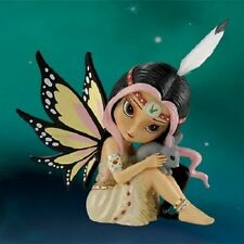 Hamilton Collection Jasmine Becket-Griffith Spirit Of Swiftness Fairy Silverfoot