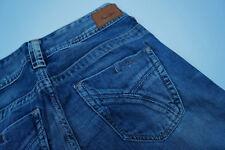 PEPE JEANS Olympia Damen wmn Hose Bootcut 25/34 W25 L34 stonewashed blau Neu #5