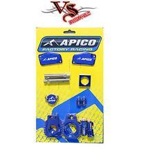 APICO FACTORY BLING PACK KIT KTM SX 85 HUSKY TC85 2014 MOTOCROSS MX BLUE