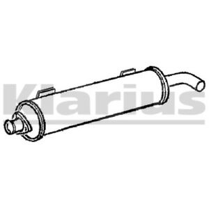 1x KLARIUS OE Quality Replacement Rear / End Silencer Exhaust For VW Diesel