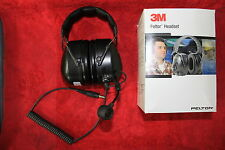 3M™ PELTOR™ Headset MT7H79A-34 Motorola APX TRBO XPR Radios #PMLN6088