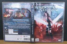 DVD - Resident Evil: Apocalypse - SPECIAL EDITION - Usato in Ottime Condizioni