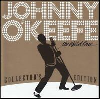 JOHNNY O'KEEFE (2 CD) THE WILD ONE Collect Ed ~ GREATEST HITS~BEST OF JOK *NEW*
