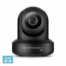 Amcrest UltraHD 2K WiFi Security Camera Wireless Video Surveillance System