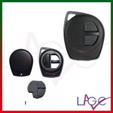 Guscio di Ricambio per Chiave Suzuki Swift Opel Scocca Cover 2 Tasti Telecomando