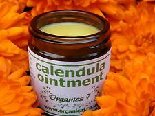 Calendula Ointment 60ml 100% Organic Ingredients, Soothing for Sensitive Skin