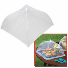 45cm PLIABLE COUVERCLE ALIMENT GÂTEAU PROTECTEUR FILET POP UP MAILLE BBQ