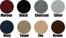 1998-2001 DODGE RAM 1500 TRUCK DASH COVER MAT black blue gray tan taupe charcoal