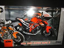 Automaxx KTM 1290 Super Duke R 2014 Orange 1/12