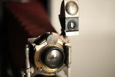 Beautiful 3A Kodak Folding Camera * Red Bellows * Full Working Order * cc 1903