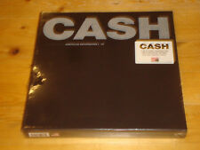 JOHNNY CASH American Recordings I-VI ORIG US 7 x 180g LP BOX NEW SEALED OOP