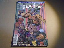 HEARTS THROBS #2 Tim Bradstreet Frank Quitely DC Vertigo Comics 1999 VF/NM