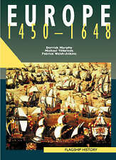 Europe, 1450-1661: A-level (Flagship History)-ExLibrary