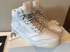 Air Jordan 5 Retro Premium Pure PlatinumMens Size 11**NEW** DS w box and bag