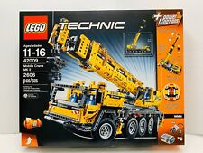 Lego 42009 Mobile Crane MK II. New Sealed. This Thing Is A Monster In Size!!!