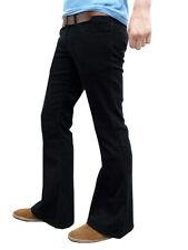 Vaqueros vintage de hombre en color principal negro W36
