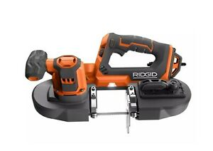 New Ridgid R8604B 18-Volt Compact Band Saw (Tool Only)