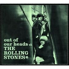 THE ROLLING STONES - OUT OF OUR HEADS (UK VERSION)  CD  12 TRACKS ROCK  NEU