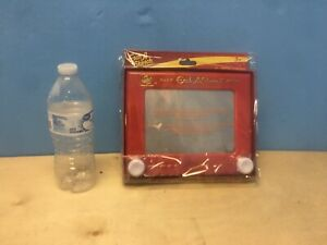 *NEW* Classic Vintage Magic Etch-A-Sketch Screen Red Toy Drawing Ohio Art