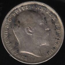 More details for 1909 edward vii silver threepence coin   british coins   pennies2pounds
