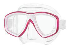 Tusa Freedom Ceos Mask Scuba Diving, FreeDiving, Snorkeling Pink M-212-BP