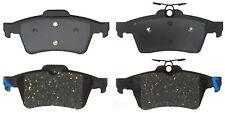 Disc Brake Pad Set-Ceramic Disc Brake Pad Rear ACDelco Advantage 14D1095CH