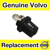 Genuine Volvo 240 340 360 440 460 480 740 760 850 1.2w instrument Bulb & Socket
