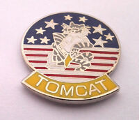 USN TOMCAT   Military Veteran US NAVY Hat Pin P14951 EE