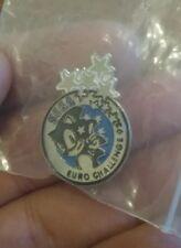 SEGA EURO CHALLENGE- rare - 1992 pin's du train Sega Vintage très rare neuf