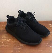 Nike Roshe One All Black Men's Size 8