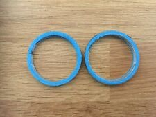 Ducati 900 Monster 900 SS Exhaust Gaskets Set of 2 New Gaskets