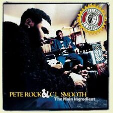 The Main Ingredient by Pete Rock & C.L. Smooth (Vinyl, Aug-2016, 2 Discs, Music on Vinyl)