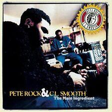 ROCK, PETE & C.L.SMOOTH - MAIN INGREDIENT NEW CD